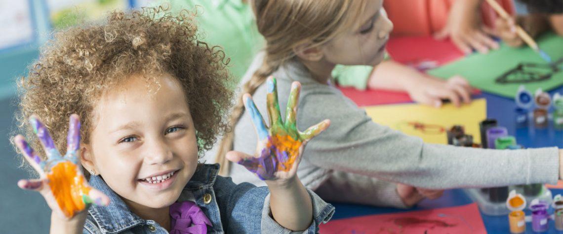 สร้างความมั่นใจเด็กด้วยงานศิลปะ